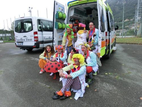 CORRIAMO CON GiaComo - Como  luglio 2014