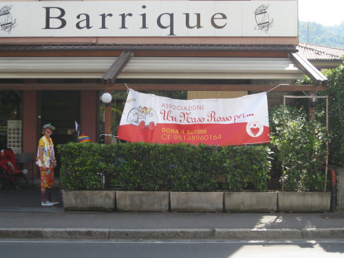 happy claun hour - BARRIQUE - maggio 2014